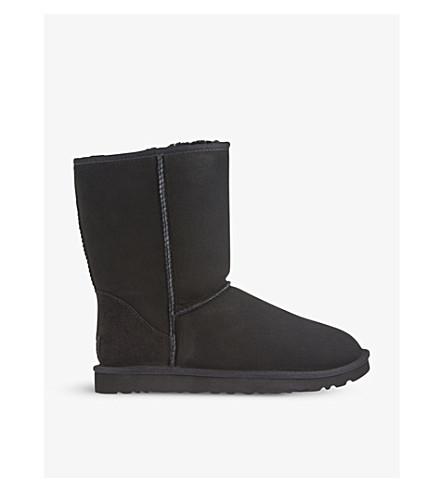 UGG Short boots (Black