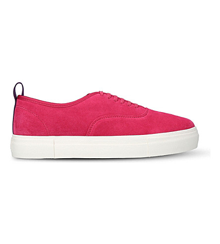EYTYS Mother suede sneaker (Pink