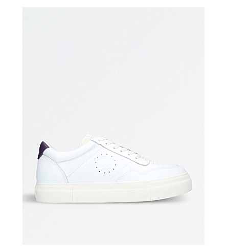 EYTYS Arena leather low-top trainers (White