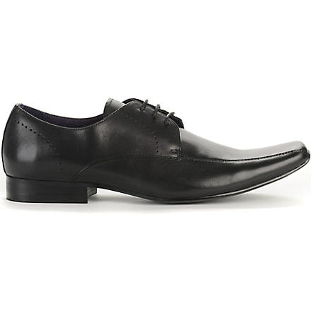 KG BY KURT GEIGER Squire Derby shoes (Black