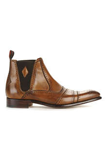 JEFFERY WEST Cricket Chelsea boots