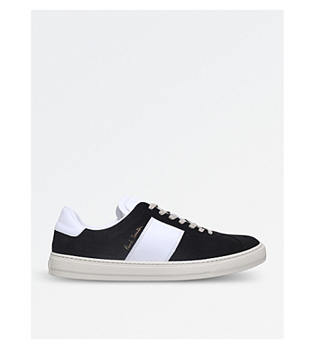 PAUL SMITH Levon suede trainers (Black