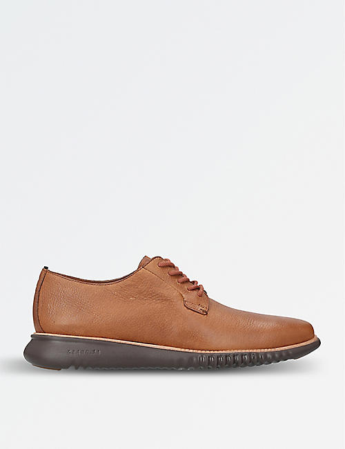 COLE HAAN Decon Grain Derby shoes