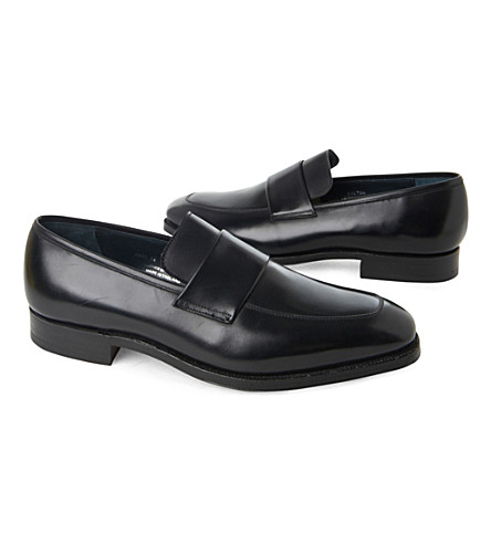 RICHARD JAMES Walton loafers (Black