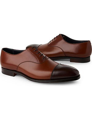 RICHARD JAMES Hallam Oxford shoes