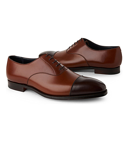 RICHARD JAMES Hallam Oxford shoes (Brown/oth