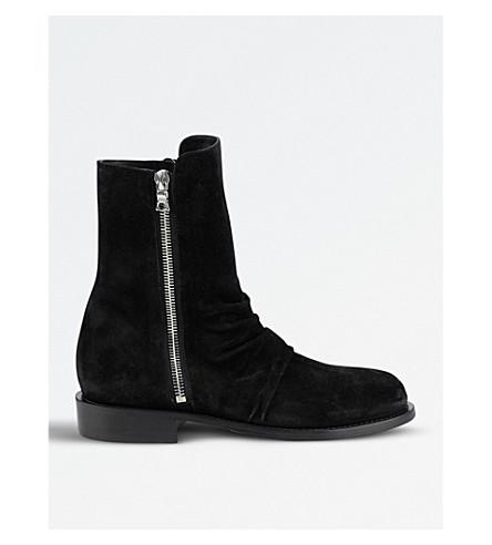 AMIRI Zipped ankle boots (Black