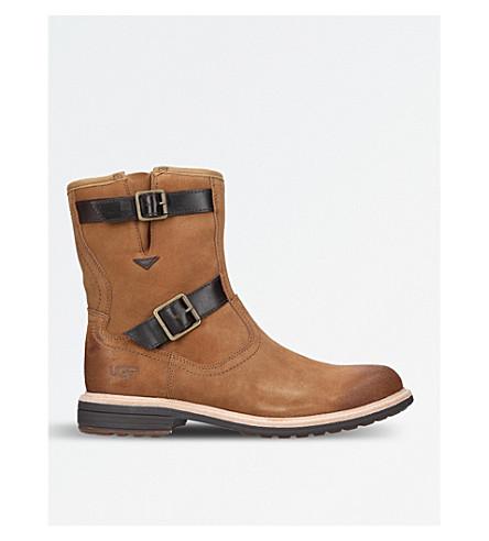 UGG Jaren suede boots (Tan