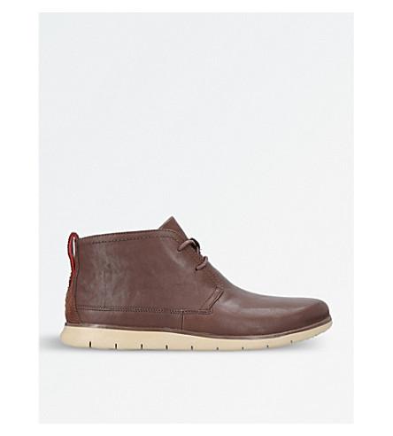 UGG Freamon waterproof leather chukka boots (Brown