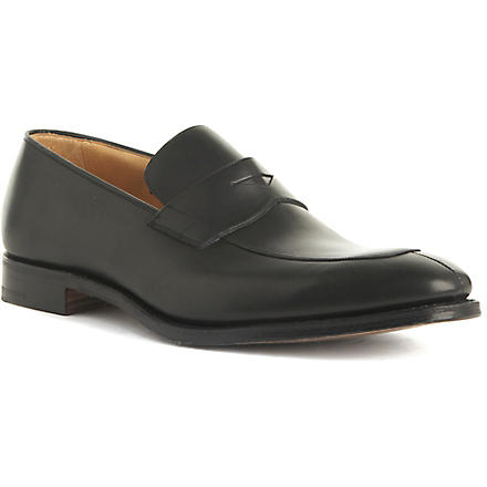 CHURCH Swanley penny loafers (Black