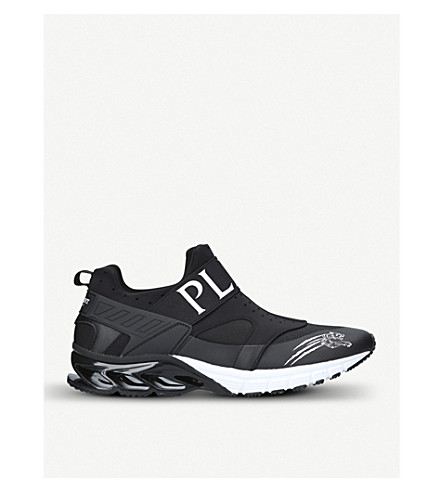 PHILIPP PLEIN SPORTS Rok neoprene trainers (Black