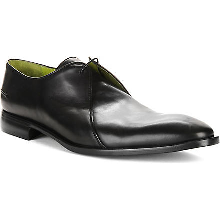 OLIVER SWEENEY Trissino Derby shoes (Black