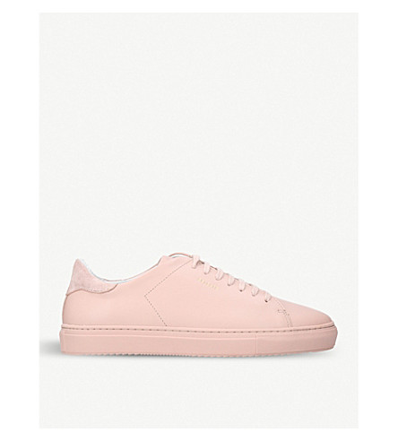 AXEL ARIGATO Clean 90 leather trainers (Pink