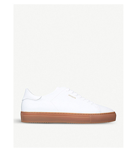 AXEL ARIGATO Clean 90 leather trainers (White/oth
