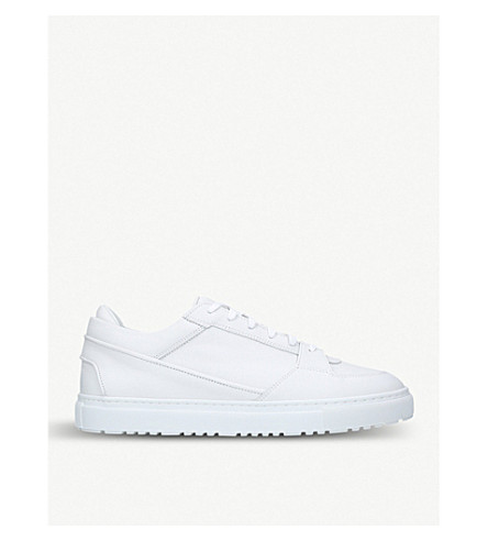 ETQ Essence Low 3 leather trainers (White
