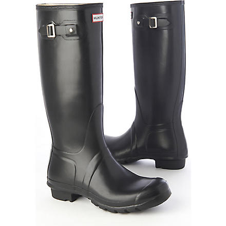 HUNTER Original wellies (Black