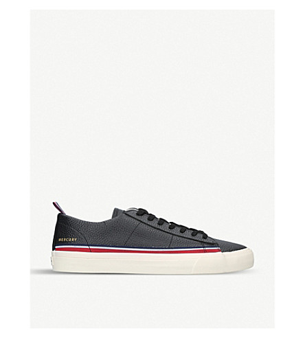 CHAMPION Mercury low-top leather trainers (Black