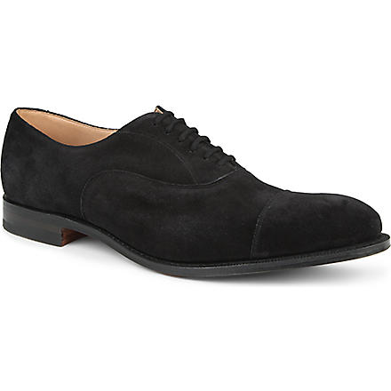CHURCH Hong Kong Oxford shoes (Black