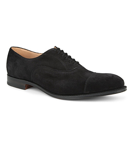 CHURCH Hong Kong Oxford shoes (Black