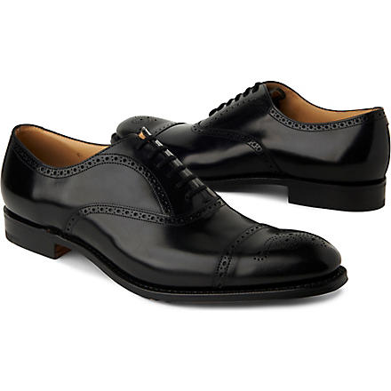 CHURCH London Oxford brogues (Black