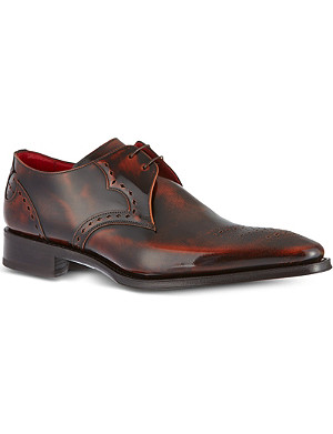 JEFFERY WEST Orteste derby shoes