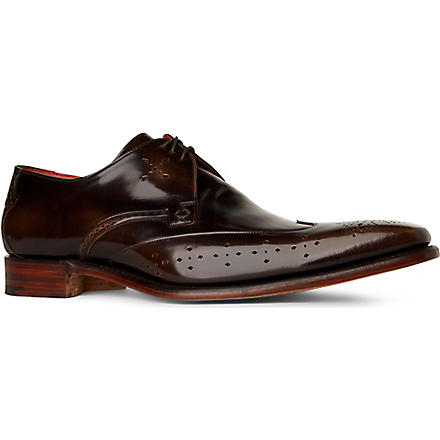 JEFFERY WEST Dash New Wingcap shoes (Mid+brown