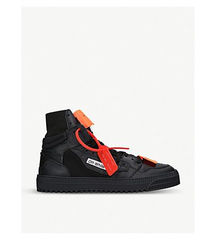OFF-WHITE C/O VIRGIL ABLOH 罗湖 3.0 皮革高帮运动鞋 (其他