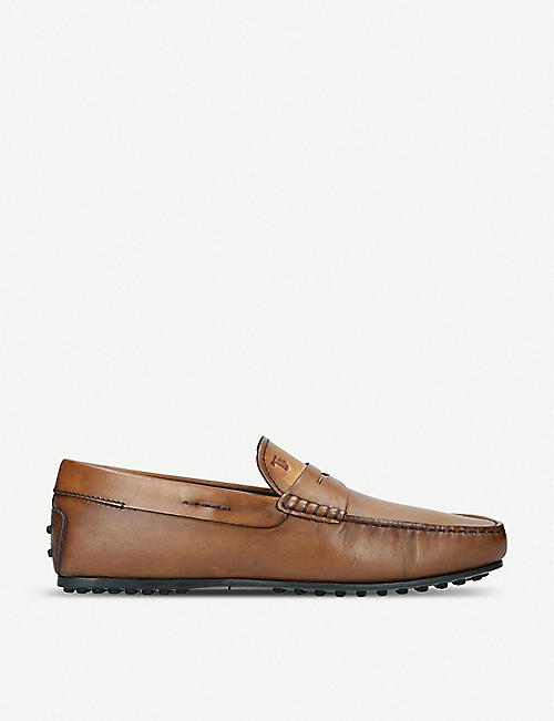 8bfa45a313c TODS City Gommino driving shoes