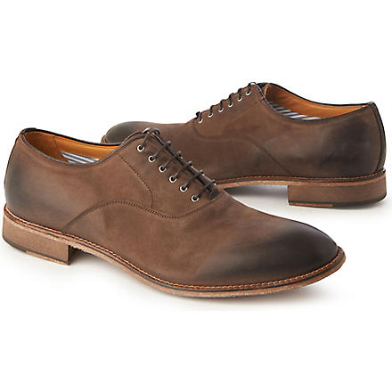 BESPOKEN Derby shoes (Brown
