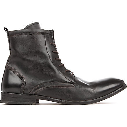 H BY HUDSON Swathmore boots (Black