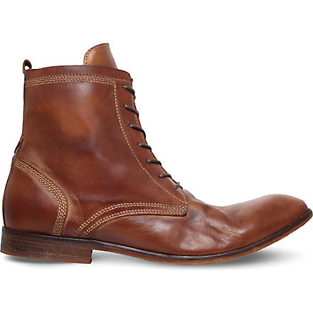 H BY HUDSON Swathmore boots (Tan