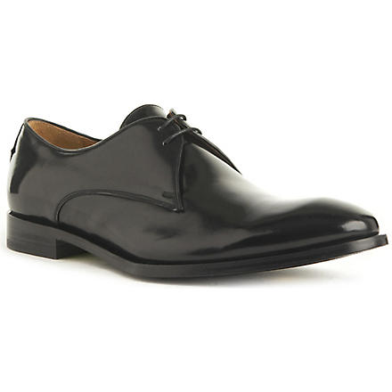 OLIVER SWEENEY Weaver Derby shoes (Black