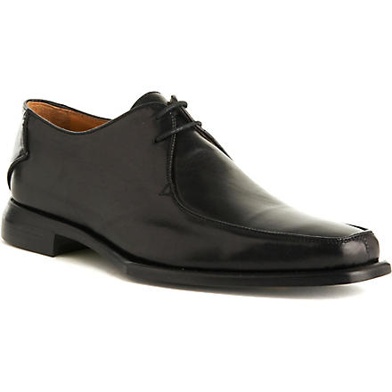 OLIVER SWEENEY Holman Derby shoes (Black