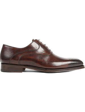 MAGNANNI Perforated Oxford brogues