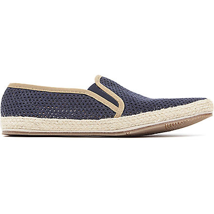 H BY HUDSON Bellafonte shoes (Navy