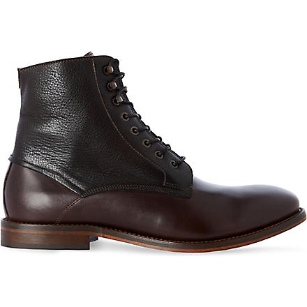 H BY HUDSON Herman boots (Brown