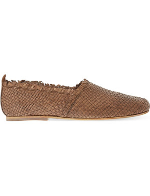 H BY HUDSON Cozumel woven shoes