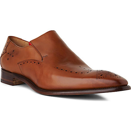 JEFFERY WEST O'Toole loafers (Tan