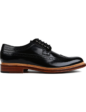 GRENSON Sid Derby shoes