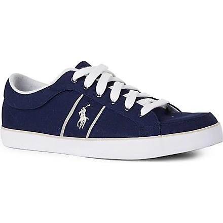 RALPH LAUREN Bollingbrook trainers (Navy