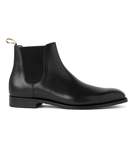 BARKER Eskdale Chelsea boots (Black