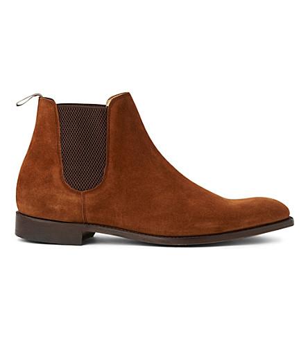 BARKER Eskdale Chelsea boots (Tan