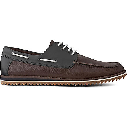 KG BY KURT GEIGER Daly boat shoes (Brown