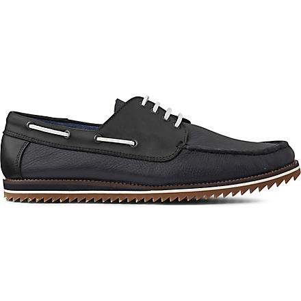 KG BY KURT GEIGER Daly boat shoes (Navy