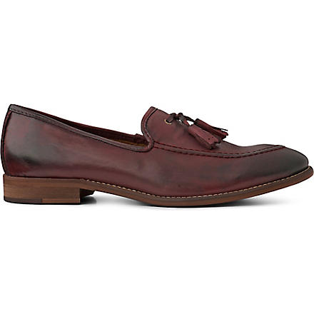 KG BY KURT GEIGER Arden loafers (Red