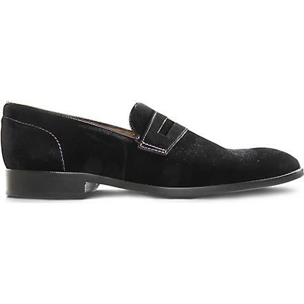 KURT GEIGER Simkin loafers (Black