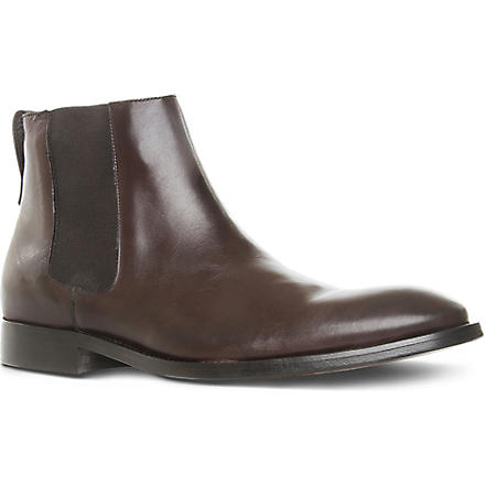 KURT GEIGER Vesty Chelsea boots (Brown