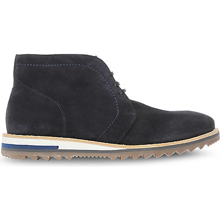 KURT GEIGER Youngs boots (Navy