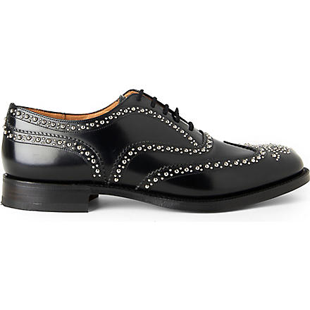 CHURCH Pearly King Oxford shoes (Black