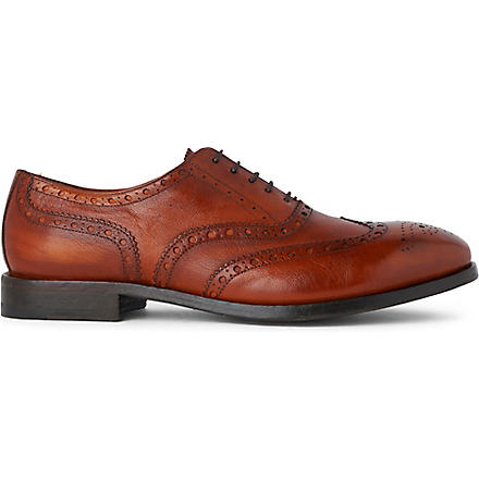PAUL SMITH Chuck brogues (Tan